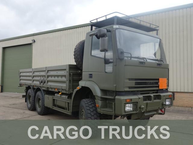 MoD Surplus: Cargo Trucks