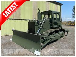 modsurplus - ex military vehicle - Caterpillar D6D dozer with Ripper - MoD Ref: 50397