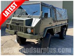 modsurplus - ex military vehicle - Pinzgauer 716 4x4 RHD  - MoD Ref: 50381