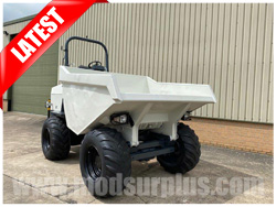 modsurplus - ex military vehicle - Terex TA9 4×4 9 Ton Dumper - MoD Ref: 50371