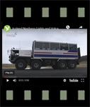 Video of MAN 8x8 Personnel Carrier / Tour or Safari Vehicle
