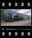 Video of Iveco 410E42 8x8 Drops Hook Loader